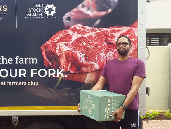 Free Range, Grass-Fed Beef Box - Braai Box Delivery
